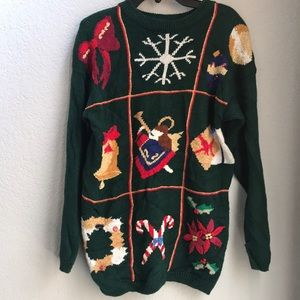Vintage Christmas Sweater 🔔 🎁 👼 🎄